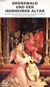 Grünewald Und Der Isenheimer Altar - Couverture - Format classique