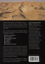 Guide pratique du trekking ; la randonnée facile ; destination, préparation physique, logistique - 4ème de couverture - Format classique