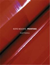 Koto bolofo printing - Couverture - Format classique