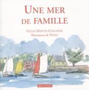 Une mer de famille - Couverture - Format classique