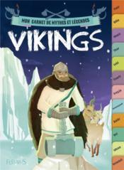 Dieux de la mythologie vikings - Couverture - Format classique