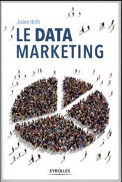 Le data marketing - Couverture - Format classique