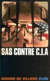 SAS T.2 ; SAS contre C.I.A. - Couverture - Format classique