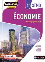 Économie ; 1re ; STMG (édition 2019) - Couverture - Format classique