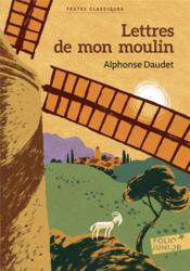 Lettres de mon moulin - Couverture - Format classique