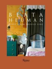 Beata heuman /anglais - Couverture - Format classique