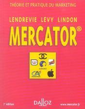 Mercator ; Theorie Et Pratique Du Marketing - Intérieur - Format classique