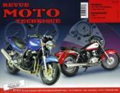Revue Moto Technique T.119 ; Honda Vt 125 C/C2 Shadow ; Kawasaki Zr-7 - Couverture - Format classique