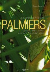 Grand Livre Des Palmiers (Le) - Intérieur - Format classique