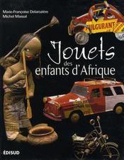 Jouets des enfants d'afrique - Intérieur - Format classique