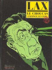 Le choucas t.3 ; le choucas enfonce le clou - Intérieur - Format classique