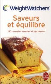 telecharger Saveurs et equilibres – 150 nouvelles recettes et des menus livre PDF en ligne gratuit