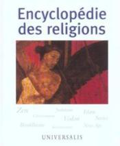 Encyclopedie des religions - Couverture - Format classique