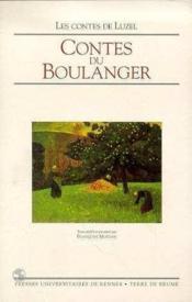 Contes du boulanger - Couverture - Format classique
