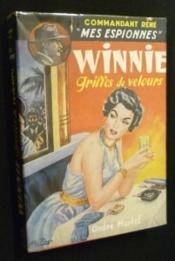 Winnie griffes de velours - Couverture - Format classique