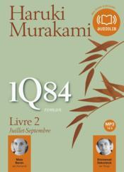 1Q84 livre 2 ; Juillet-Septembre - Couverture - Format classique