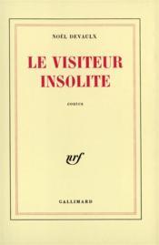Le Visiteur Insolite - Couverture - Format classique