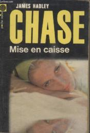 Collection La Poche Noire. N° 142 Mise En Caisse. - Couverture - Format classique