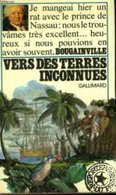 Vers Des Terres Inconnues. Collection : Reporters Du Passe. - Couverture - Format classique