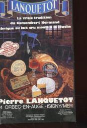 Agenda - Lanquetot - 1989 - Couverture - Format classique