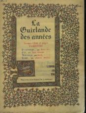 La Guirlande Des Annees. Printemps, Ete, Automne, Hiver. - Couverture - Format classique