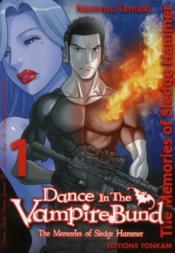 Dance in the vampire Bund - Sledge Hammer T.1 - Couverture - Format classique