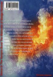 Dance in the vampire Bund - Sledge Hammer T.1 - 4ème de couverture - Format classique