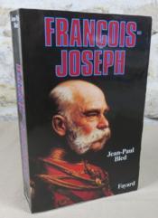 François-Joseph. - Couverture - Format classique