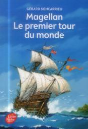 Magellan ; le premier tour du monde - Couverture - Format classique