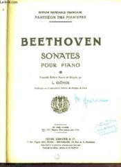 Sonates - Couverture - Format classique
