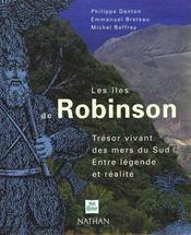 Les îles de Robinson. trésor vivant des mers du Sud - Intérieur - Format classique