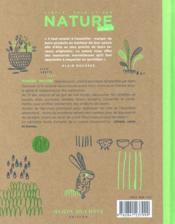 Nature t.2 - 4ème de couverture - Format classique