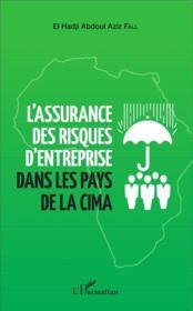 Assurance des risques d'entreprise dans les pays de la CIMA - Couverture - Format classique