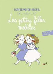 Les petites filles modèles - Couverture - Format classique