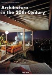 L'architecture du XXè siècle - Couverture - Format classique