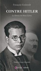 Contre Hitler ; le destin de Hans Litten - Couverture - Format classique