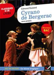 Cyrano de Bergerac - Couverture - Format classique