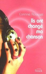 Ils Ont Change Ma Chanson - Intérieur - Format classique