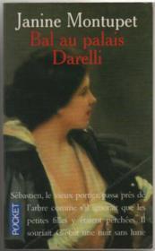 Bal Au Palais Darelli - Couverture - Format classique