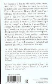 Bal Au Palais Darelli - 4ème de couverture - Format classique