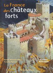 La france des chateaux forts - Intérieur - Format classique