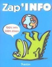 Zap'info - Couverture - Format classique