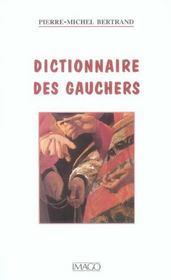 Dictionnaire des gauchers - Intérieur - Format classique
