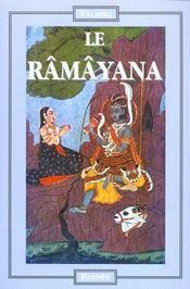 Le Ramayana - Intérieur - Format classique