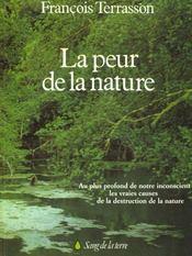 La Peur De La Nature. - Intérieur - Format classique