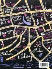 London Fashion - 4ème de couverture - Format classique