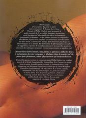 Mieux faire amour a une femme - 4ème de couverture - Format classique