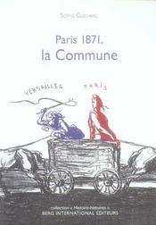 Paris 1871, La Commune - Intérieur - Format classique