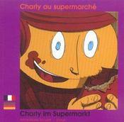 Charly au supermarche francais allemand - Intérieur - Format classique