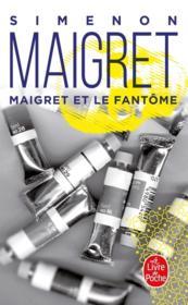 Maigret et le fantôme - Couverture - Format classique